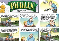 Pickles Comic Strip, September 28, 2014 on GoComics.com
