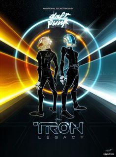 TRON Legacy / Daft Punk