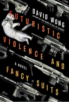 K's Book Review: Futuristic Violence and Fancy Suits by David Wong