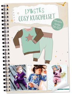"Lybstes. Kuschelset/Schlafanzug ""Cosy"""