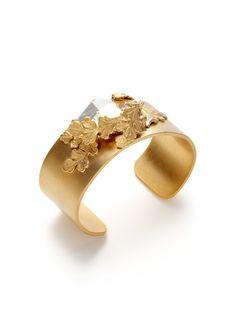 Katya Cuff Bracelet by Soo Ihn Kim Jewelry on Gilt.com