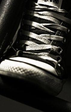 green, Grass, Shoes, Grayscale, Converse, Monochrome