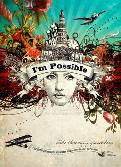 Impossible II by ~KingBarbarossa on deviantART