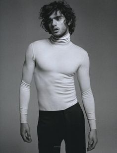 Marlon Teixeira is a Passionate Lover for Vogue Hommes International #16