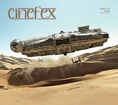 Cinefex 145 Feb. 2016 - Star Wars: The Force Awakens