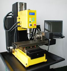 Syil X5plus CNC Milling Machine with 4th Axis | eBay