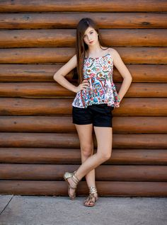 Look Belle Teen - Outono/Inverno 2016