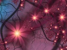 Purple Rain by magnusti78.deviantart.  fractal flower