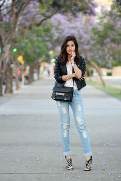 What I'd Wear: The Outfit Database  (source: Fake Leather> )