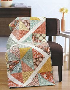 Additional Images of Quilts With Style by Gudrun Erla - ConnectingThreads.com