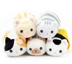 I cannot stop obsessing over Amuse's Tsuchineko plush kitties! Kawaii Plush, Cute Plush, Diy Pencil Case, Pencil Pouch, American Shorthair Cat, Kawaii Bedroom, World Crafts, Cat Supplies, Desk Supplies
