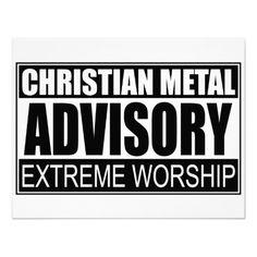 #Christianmetal