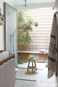 ensuite ideas for outdoor area
