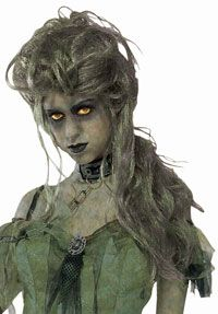 Lady Zombie Wig – Costume Wigs « Mutant Faces