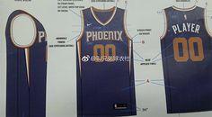 0b781759e Nike NBA Uniforms Leak on Chinese Social Media Site