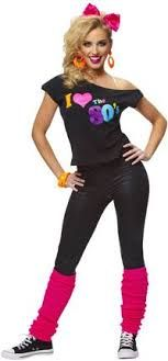 1980s fashion -
