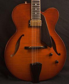 Sadowsky Jim Hall Archtop Guitar
