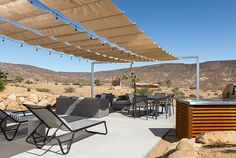 Modern Vacation Home Rentals for Design Lovers. Very small hotels, simple luxury villas, cabins, beach house rental and holiday lettings. Penthouse Garden, Porches, Pool Remodel, Outdoor Shade, Patio Bar, Vacation Home Rentals, Cafe Design, Renting A House, Backyard Landscaping