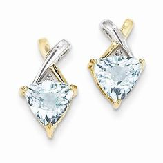 Look dainty but sexy with this 14k & Rhodium Blue Topaz and White Topaz Trillion Post Earrings - $179.00 from IceCarats.com. Use code INSTALOVE for 10% discount. #icecarats #jewelry #fashion #accessories #jewelryjunky #latestfashion #trending #fashiontrends #affordablefashion #lookbook #fashionbloggers #bloggerstyle #bestseller #instaglam #instastyle #jewelrylover #streetstyle #jewelrylover #jewelrytrends #dailyinspo #romantic #fashionkilla #fashionstory #hollywood #classy #topaz…