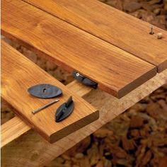 25 Best Hidden Deck Fasteners Images Hidden Deck