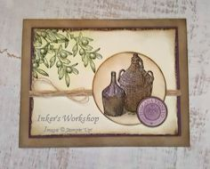 Image result for Tuscan Vineyard Stampin up cards