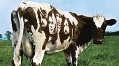 It had a cow's arse on the cover and a track sampling their roadie cooking bacon, but the wild genius of Pink Floyd's psychedelic art rock made Atom Heart Mother their first No. Musica Punk, David Gilmour Pink Floyd, Pink Floyd Art, Atom Heart Mother, Breathe In The Air, Popular Bands, Roger Waters, Music Pics, Progressive Rock