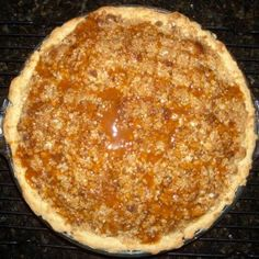 Caramel Apple Pie   Nutmeg Nanny
