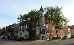 Downtown Hinsdale   HD 2 Hinsdale IL by POsrUs, via Flickr