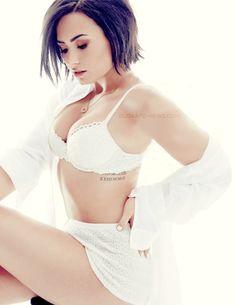 Demi Lovato for Cosmopolitan Magazine (September 2015)