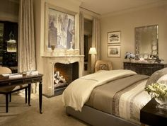 Beautiful Master Bedrooms With Fireplaces bedroom painting rooms with cathedral ceilings design, pictures