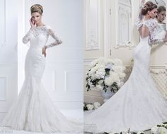 Vestidos de Noiva com Renda   Menina de Atitude