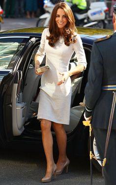 simple, elegant fashion {Catherine, Duchess of Cambridge}