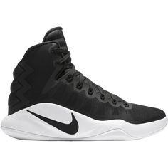 new product bc497 d8c42 Nike Women s Hyperdunk 2016 Basketball Shoes, Size  6.5, Black