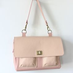 0329b60a94 Blush & Nude 🐷 #rosenude #nude #sac #sacamain #sacdecreateur #faitmain