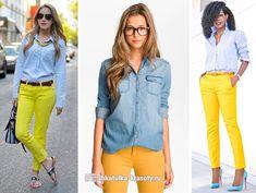 25 26 Fuga Donna Jeans Pantaloni Slim Pant blue vintage wash mis