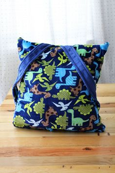 a great fun Cuddle print fabric - a backpack and sleeping bag blanket with pillow - all in one. great for back to school or anywhere & Star Wars Pillow Case Sewing Kits. Inspiration from the Craft ... pillowsntoast.com
