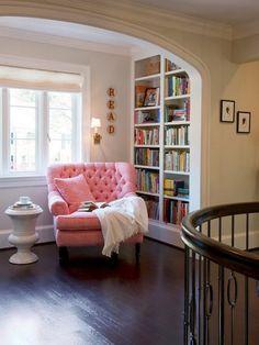 Como criar um cantinho de leitura relaxante - How to Create a Relaxing Reading Nook
