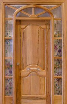 1000 images about puerta principal on pinterest - Puertas de exterior modernas ...