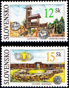 Krásy vlasti 2001 - Liptovská Mara-Havránok, Ducové-Kostolec