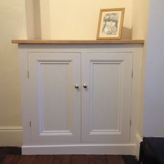Building a Victorian alcove cupboard (part 1) |