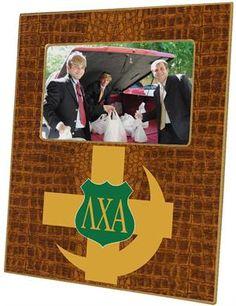 F2004 - Lambda Chi Alpha Picture Frame $46.00 #LambdaChiAlpha #LambdaChi