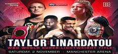 Taylor vs Linardatou Live: Date, Fight Time, TV schedule, Live stream - Fight News 24 Katie Taylor, Tv Schedule, Live Events, Will Smith, Boxing, News, Brass Knuckles