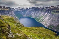 LAKE RINGEDALSVATNET (NORWAY) by Sylvie Monharoul on 500px