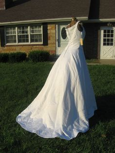 WEDDING DRESS  SIZE 16  **NEW**    EVER AFTER BRIDAL JA734    **MUST SEE**    Clothing, Shoes & Accessories, Wedding & Formal Occasion, Wedding Dresses   eBay!