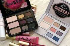 The Rock N Roll Palette by Too Faced Cosmetics: These Tough and Tender Jewel Tones Rock - Makeup and Beauty Blog