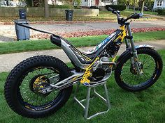 Gas Gas Txt Pro Trial Bike 2014 Wish I Was Young And Able To Ride