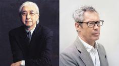 Yoshio Taniguchi + Jasper Morrison to receive 2nd Isamu Noguchi Award | Yoshio Taniguchi (Photo: Timothy Greenfield-Sanders) and Jasper Morrison (Photo: Kento Mori) | Bustler