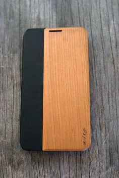 Samsung Galaxy nota 3 legno artigianali & custodia di EnjoyGlobal