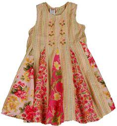 sweet little girl's dress