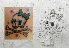 frenopersciacalli Art Work @lacrimaneratattoosaloon